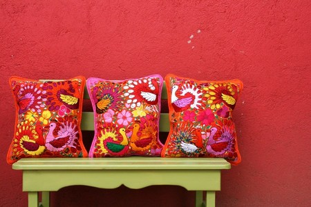Chiapas Pillows